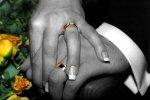 Ślub, obrączki