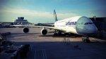 plane Lufthansa